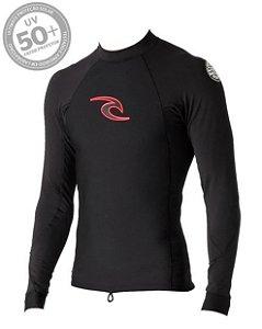 Camisa de Neoprene Rip Curl Flash Bomb  com Lycra