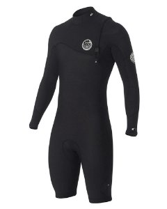Short John Rip Curl EBomb Free Zip 2mm