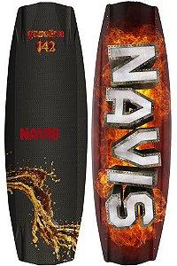 Prancha de Wakeboard Navis Gasolina 142