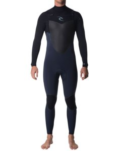 Long John Rip Curl Flash Bomb E5 PRO 3.2 mm Chest Zip 2017 - Grátis Roupão