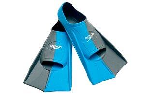 Nadadeira Speedo Fechada para natação - Dual Training Fin
