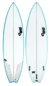 Prancha de Surf DHD MF J-Bay- Sob encomenda - 45 dias