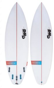 Prancha de Surf DHD Switch Blade- Encomenda sob consulta
