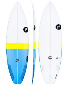 Prancha de Surf Pró-Ilha Water Rocket 3- Encomenda sob consulta