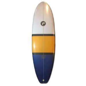 Prancha de Surf Pró Ilha Mini Fun Heavy Weigth 6'1''