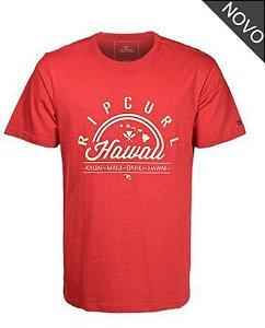 Camiseta Rip Curl Hawaii - de R$ 89,90 por R$ 62,90 - Consulte disponibilidade
