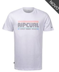 Camiseta Rip Curl Destiny - R$ 89,90 - Consulte disponibilidade