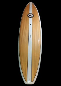 Prancha de Stand Up Paddle Kanaha 10´6´´ Wood