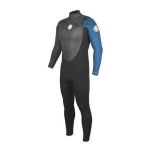 Long John Rip Curl Flash Bomb E5 Chest Zip 2018