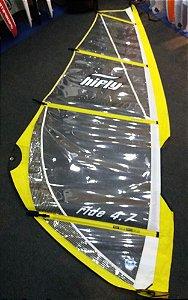 Vela de Windsurf HiFly 4,7 nova - R$ 890,00 à vista -  Consulte Frete