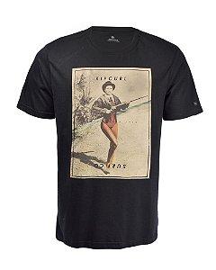 Camiseta Rip Curl Gday Bday Unreal - Consulte tamanhos disponíveis- R$ 99,90