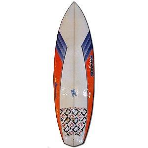 Prancha de Surf Kanaha Hydro Fish 5´11´´ Usada