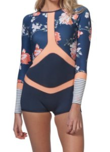 Short John Rip Curl GBomb Madison Floral