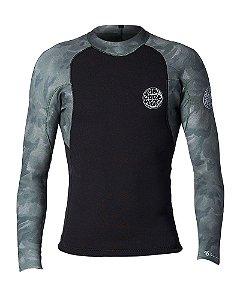 Camisa de Neoprene Rip Curl E Bomb E6 1,5mm