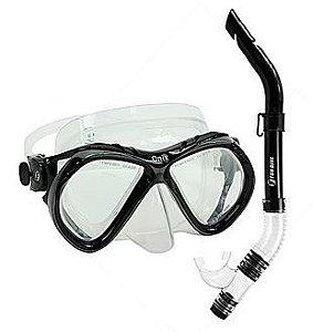 Kit Mergulho Mascara e Snorkel Fun Dive Onix