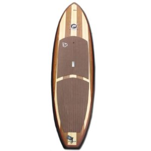 Prancha de Stand Up Paddle Pro Ilha Wood 10´
