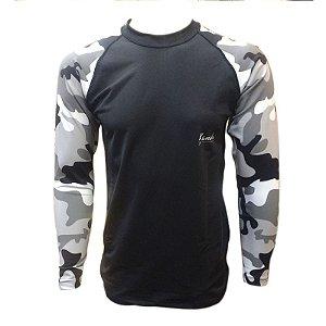 Camisa de Lycra Kanaha M/L Camuflada
