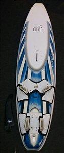 Prancha de Windsurf Mistral Screamer 115 litros usada - R$ 1700 à vista