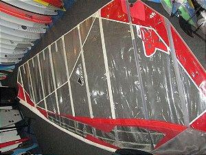 Vela de Windsurf Maui Sails TR 8.4 - usada - R$ 2300 à vista