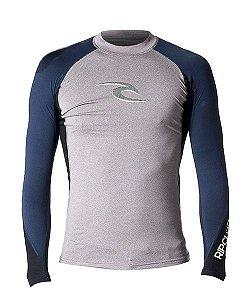 Camisa de Lycra Rip Curl Wave UV