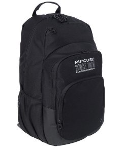 Mochila Rip Curl Overtime Black Out