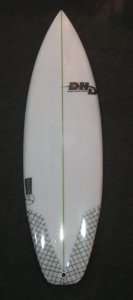 Prancha de Surf DHD Skeleton Key 5´10´´