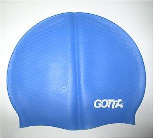 Touca de natação Gotta em silicone