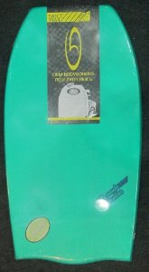 Prancha de Bodyboard Genesis Duralight Paulo Barcelos 40,5´´