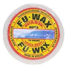 Parafina Fu Wax Água Morna