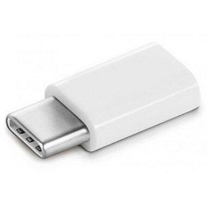 Adaptador Micro USB (V8) para USB Tipo C