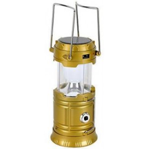 Lanterna LED Solar Camping