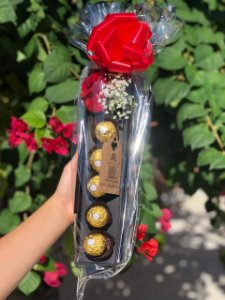 Gift Box Luxo One Rose