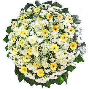 Coroa de Flores Luxo - 03