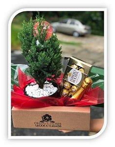 kit Ferrero Rocher e Com Chandon baby