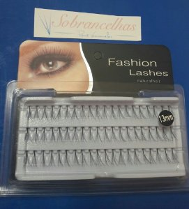 TUFOS DE CÍLIOS PARA ALONGAMENTO - FASHION LASHES Nº 13