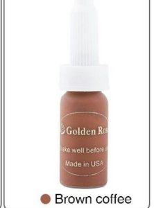 Pigmento Golden Rose - Castanho Médio