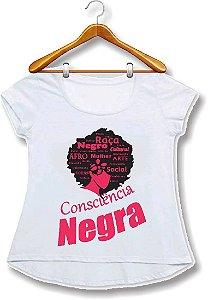 T SHIRT Consciência Negra 2016 - Preta Brasileira