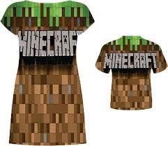 Kit Mãe e Filho Minecraft