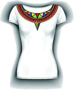 Blusa Gola Africana - Dona de Mim 2019
