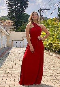 Vestido Multiuso Vermelho