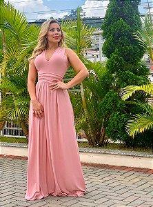 Vestido Multiuso Rosê