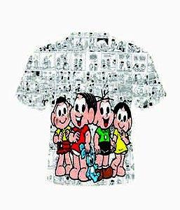 Camiseta Turma da Monica
