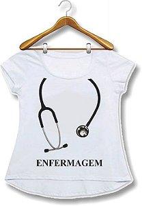 T -shirt Enfermagem  - Modelo 2