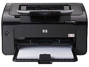 Impressora HP Laserjet Mono P1102W Wireless - CE658A