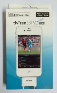 Tivizen Receptor Tv Digital SBTVD Dongle 30 pinos IBZ-200
