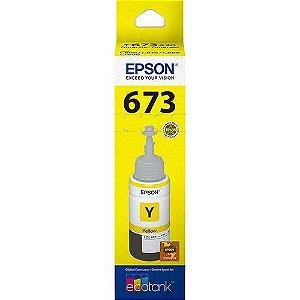 EPSON REFIL DE TINTA L800 AMARELO T673420 - C13T67342A