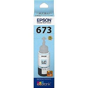 EPSON REFIL DE TINTA L800 CIANO CLARO T673520 - C13T67352A