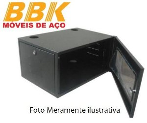BBK RACK 16X480MM PRETO