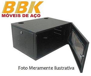 BBK RACK 7X480MM PRETO