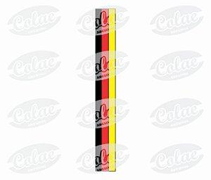 Adesivo de grade Alemanha 28x3,5cm